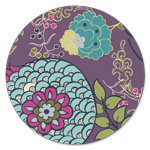 AH-428 Moorish Blooms Purple
