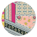 IBH-64209 Bohemian Patchwork