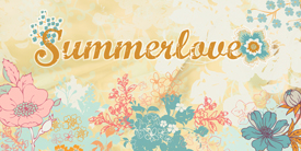 Summerlove by Pat Bravo. Textile designs with a soft and warm summer look.