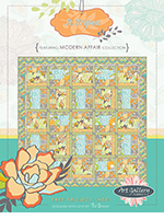 St Tropez Quilt Pattern by Pat Bravo