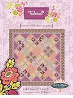 Tailored Quilts Free Pattern by Pat Bravo