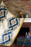 artisan fabric collection quilt by pat bravo