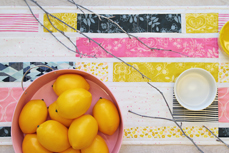 Essentials II quilted table runner