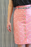 Essentials Pink skirt by pat bravo