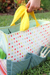 Rapture Gardening Bag