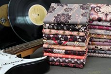 Rock 'n Romance Fabric Bundles