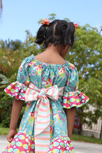 Sugar Girl Dress Bow
