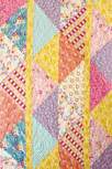 Sugar Quilt Close-Up