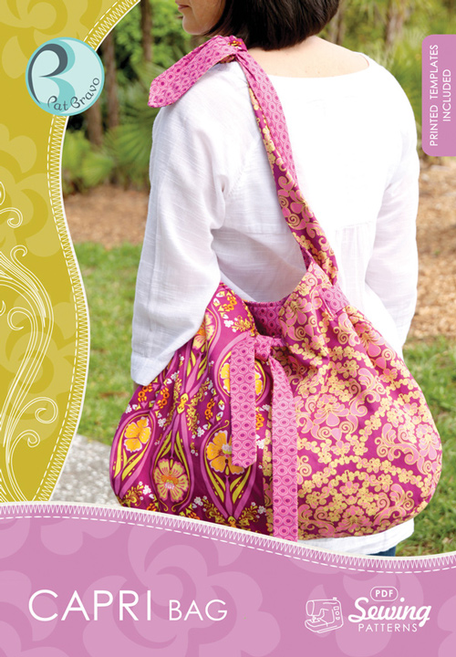 Pat Bravo - Capri Bag Pattern