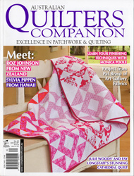 Australian Quilters Companion