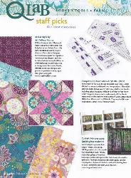 Quilters Newsletter